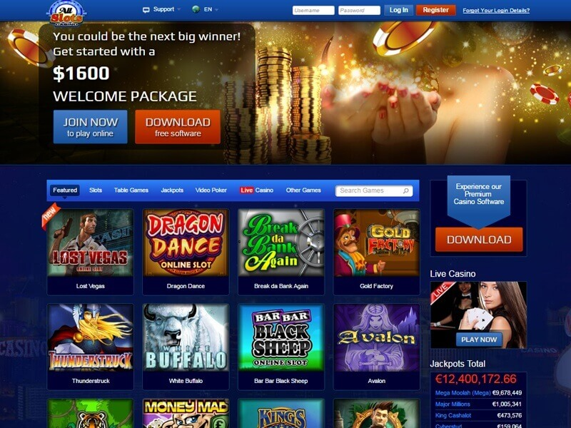 All Star Slots Casino Online Review With Promotions & Bonuses