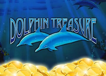 Dolphin Treasure Pokie Machine