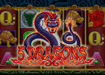 5 Dragons – a Free Online Slot That Can Unleash the Power of the Dragon
