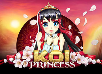 Koi Princess Online Pokie Review
