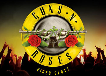 Guns N' Roses Online Pokie Review