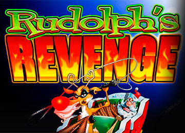 Rudolfs Revenge Pokie Machine