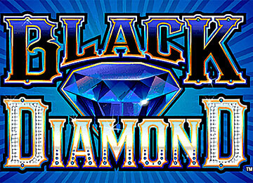 Black Diamond Pokie Machine