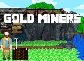 Gold Miner Pokie Machine