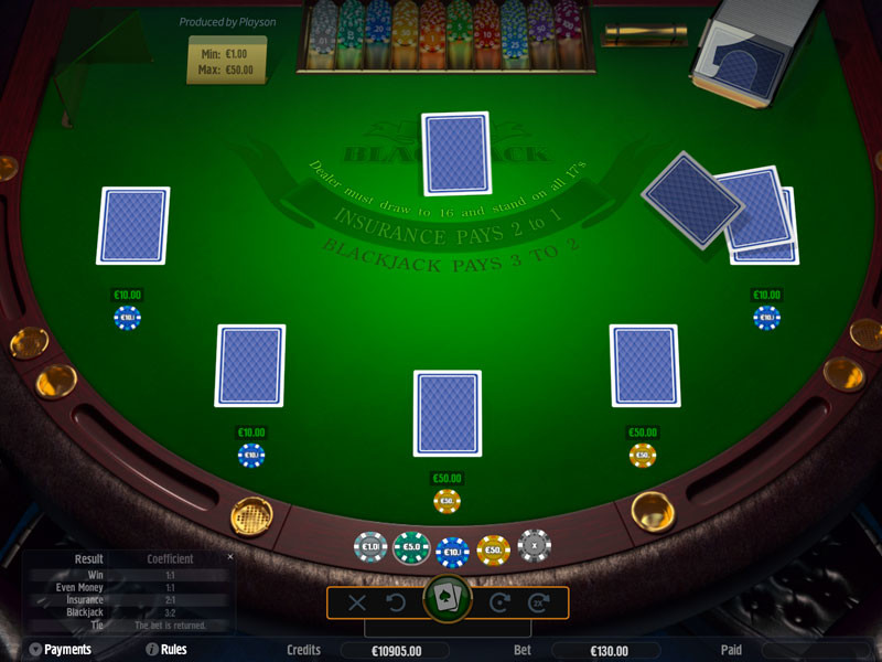 Online Blackjack: Learn the Best Casino Game Plan for Free