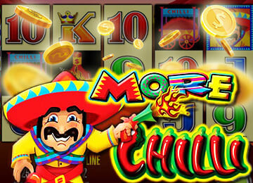 More Chilli Slots Machine by Aristocrat Is Available Totally Free