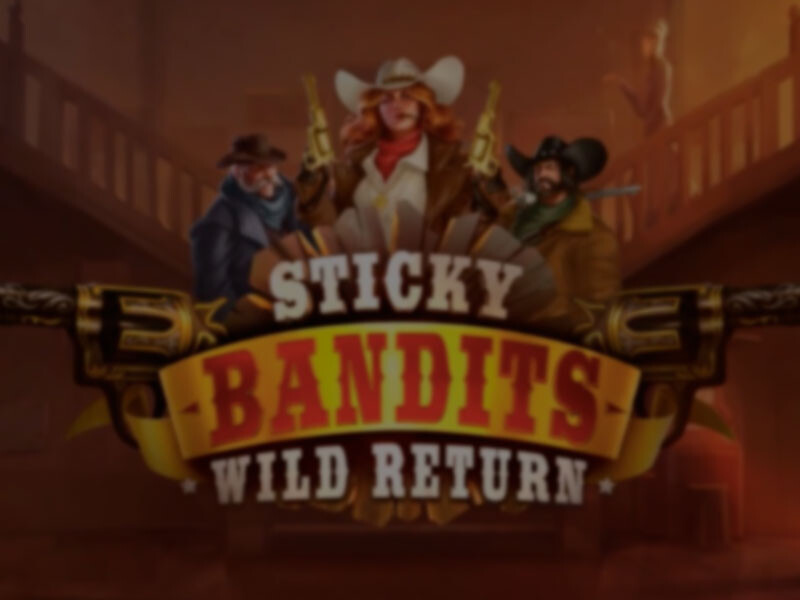Sticky Bandits Pokie Machine