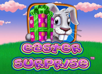 Easter Surprise Pokie Machine