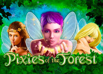 Pixies in the Forest Pokie Machine
