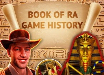 Book of Ra Deluxe Pokie Machine