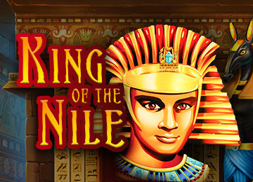 King of the Nile Pokie Machine