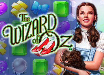 Wizard of OZ Pokie Machine