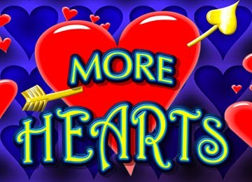More Hearts Pokie Machine