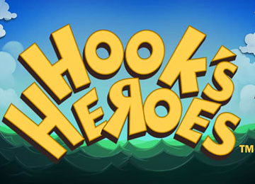 Hook's Heroes Online Pokie Review