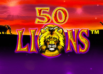 50 Lions Slot Machine Review
