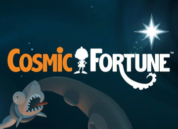Cosmic Fortune Online Pokie Review